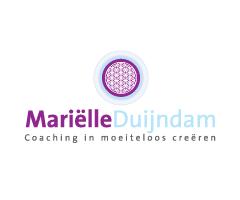 Vormgeving huisstijl en website ontwerp voor Marielle Duijndam door Dutch Designs