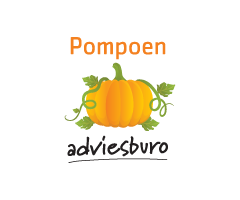 Huisstijl en website ontwerp voor Adviesburo Pompoen door Dutch Designs with Lemon