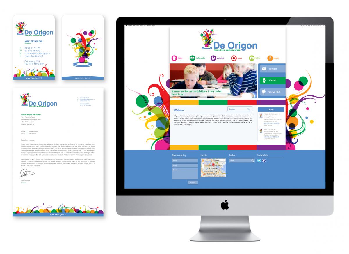origon portfolio