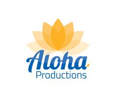 logo ontwerp aloha