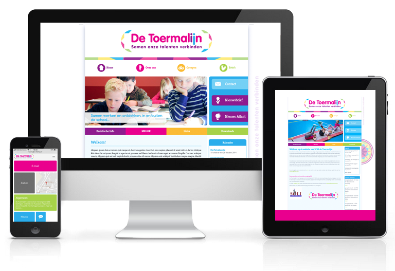website basisschool | school apps | schoolmarketing